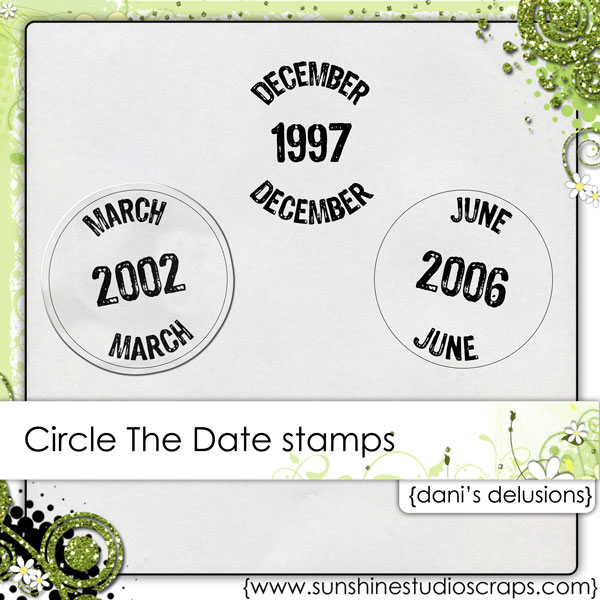 Circle The Date